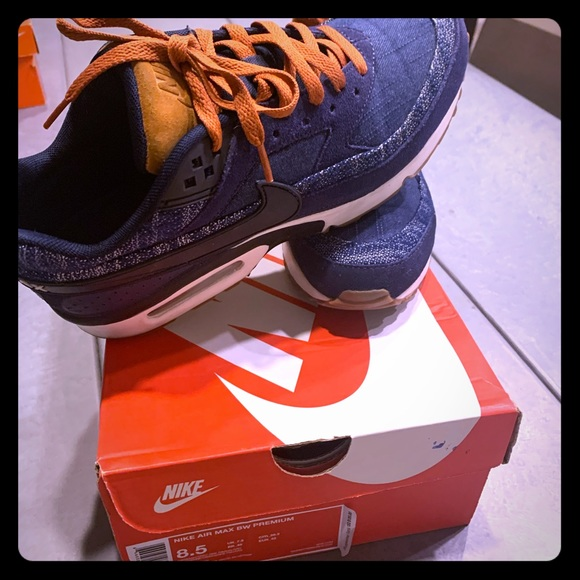 Nike Other - Air Max 90 Blue Denim